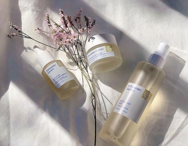 Schwanen Garten is the new antioxidant-touting skincare brand on the K-beauty scene