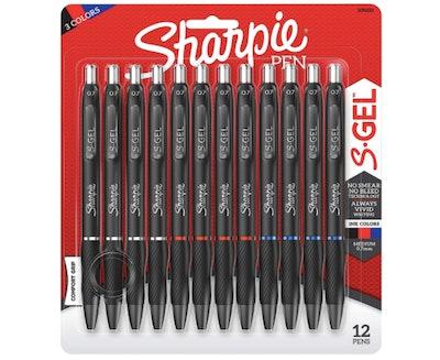 Sharpie S-Gel Pens (12-Pack)