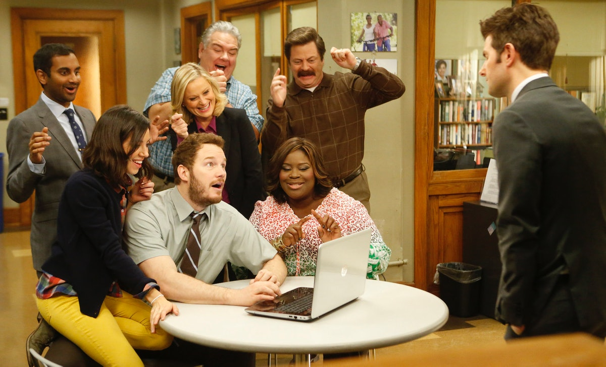 Fans can stream 'Parks & Recreation Town Hall' on Sept. 17.