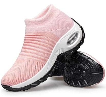 YHOON Women's Sock Sneakers