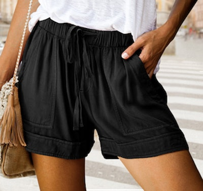 Elapsy Elegant Summer Casual Shorts