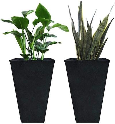 LA JOLIE MUSE Tall Planters (2-Pack)