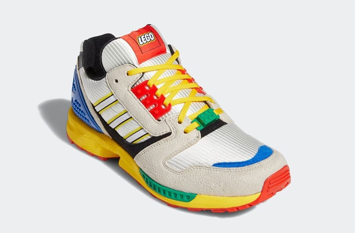 Adidas' Lego ZX 8000 is a shoe, toy