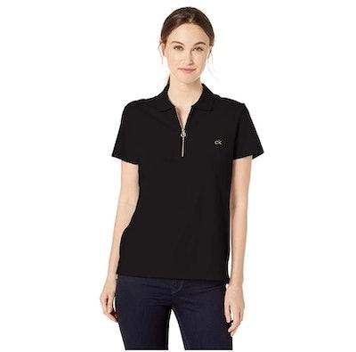 Calvin Klein Short Sleeve Polo