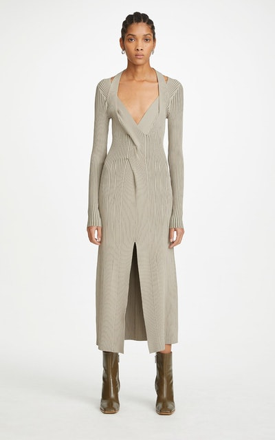 Cable Twist Dress
