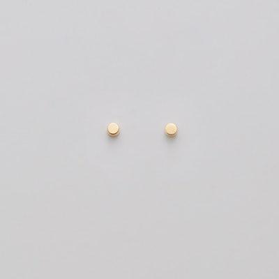Cercle Stud Earrings