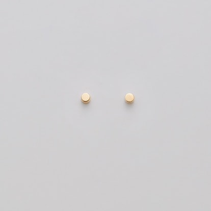 Cercle Stud Earrings