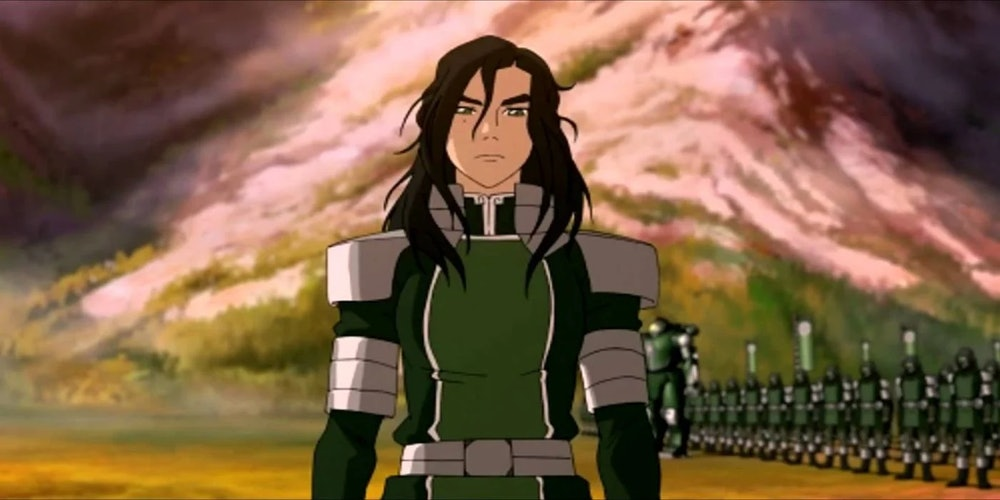 legend of korra kuvira