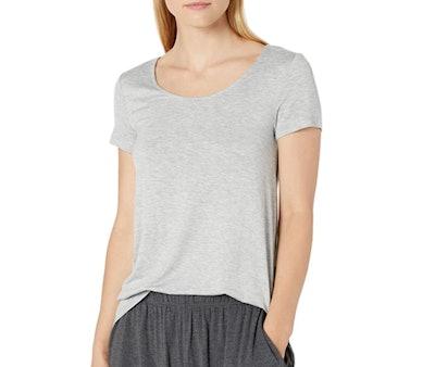 Mae Scoop Neck T-Shirt