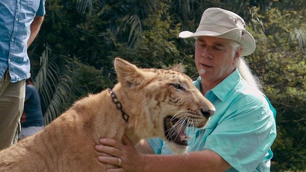 Doc Antle on 'Tiger King'