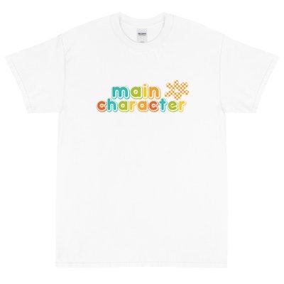 Main Character Loose T-Shirt