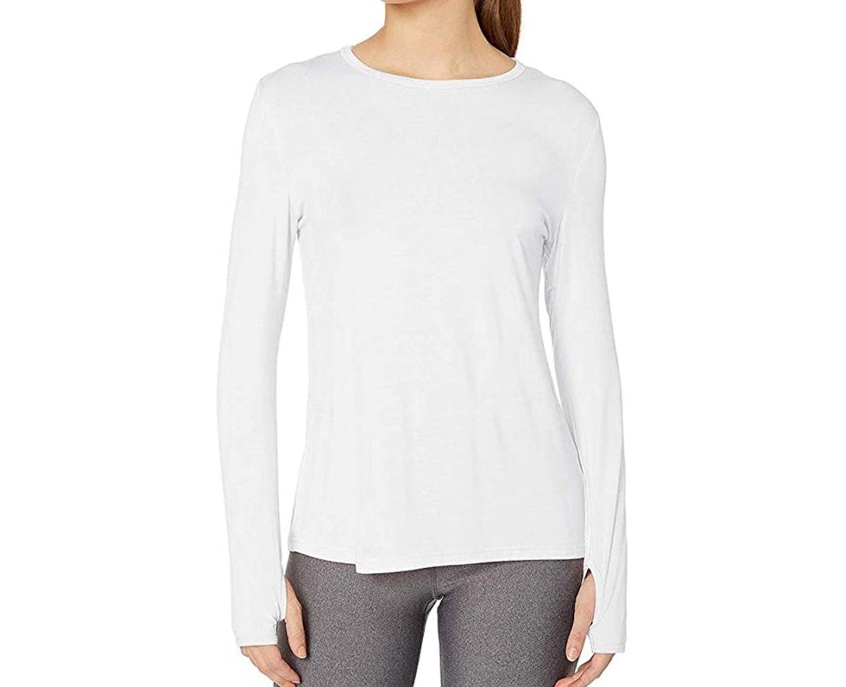 Mippo Long Sleeve Workout Shirt