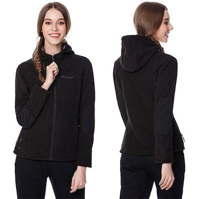 Outdoor Master Water-Resistant Fleece Jacket