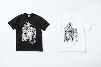 Supreme Yohji Yamamoto T-shirt