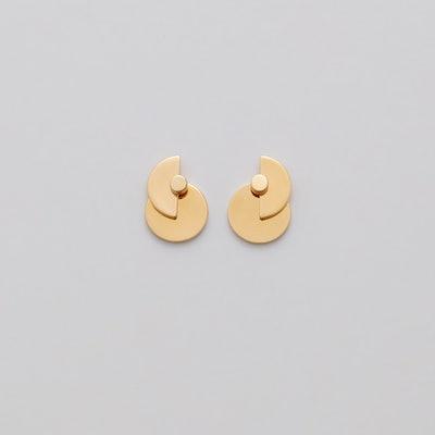 Luna Ear Jacket Earrings