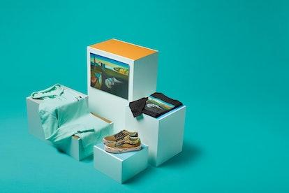 vans x museum of modern art collab