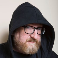 Brian Posehn talks Grandpa Metal, The Mandalorian, and Sperry Top-Siders