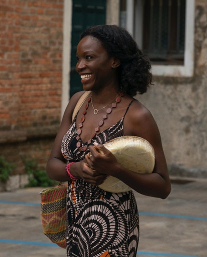 """Faith Alabi as Jenny in """"We Are Who We Are' via HBO's press site"""