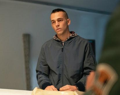 Sebastiano Pigazzi as Enrico in 'We Are Who We Are' via HBO's press site