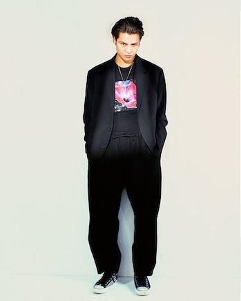 Supreme Yohji Yamamoto Wool Suit