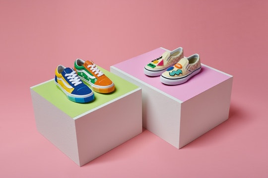 the vans x moma collab