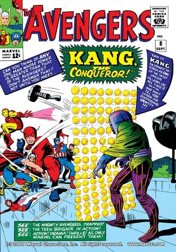 Kang the Conquerer Marvel
