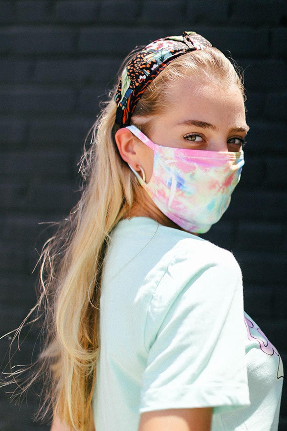 Yzabel Studio Soft Face Mask