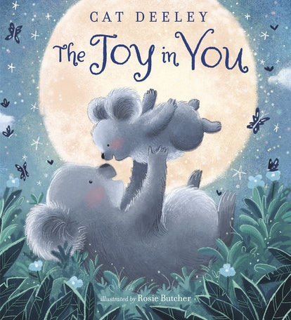 The cover of Cat Deeley's new children's book, 'The Joy In You.'