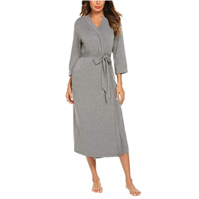 MAXMODA Cotton Robe