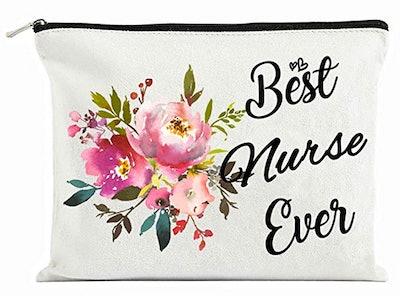 Best Nurse Ever Travel Bag