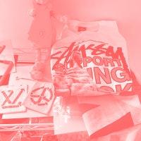 Virgil Abloh teases peak streetwear collab: Off-White x Stüssy