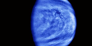 Phosphine gas points to possible life in Venus's clouds
