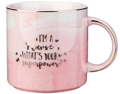 I'm A Nurse, What's Your Superpower? Mug