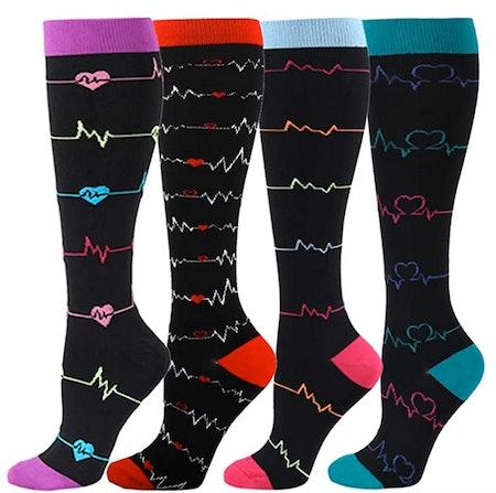 Nurses' Compression Socks