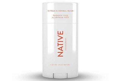 Native Deodorant in Citrus & Herbal Musk