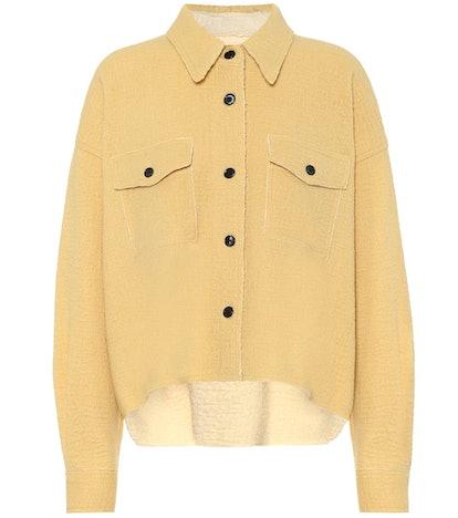 Dennao wool shirt