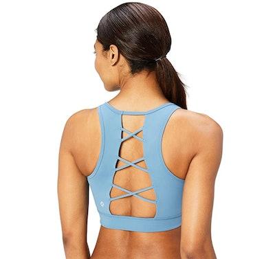 Core 10 Lattice Back Sports Bra
