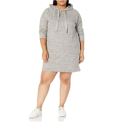 Daily Ritual Plus Size Sweatshirt Dress