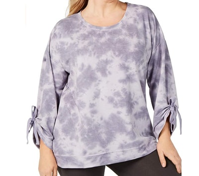 Ideology Plus Size Yoga Sweatshirt