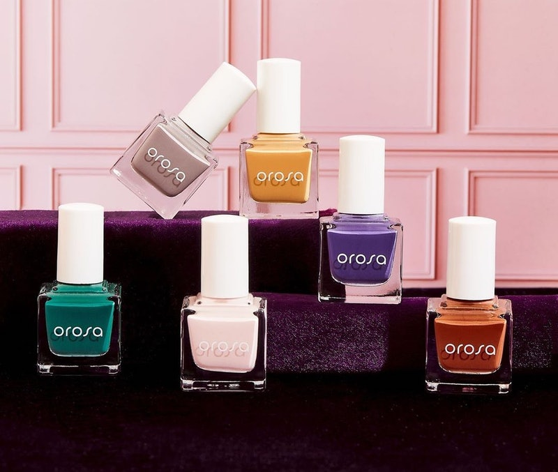 Orosa Beauty's newest collection is inspired by Eastern Europe.