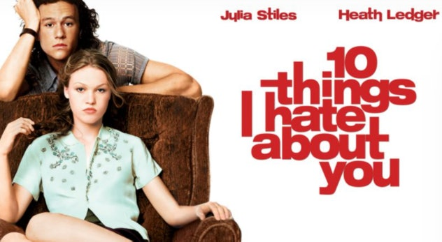 10 Things I Hate About You is a classic '90s romcom