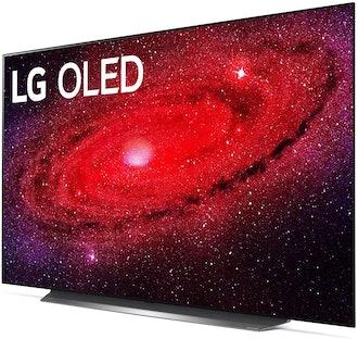 "LG CX 55"" 4K Smart OLED TV (2020, OLED55CXPUA)"