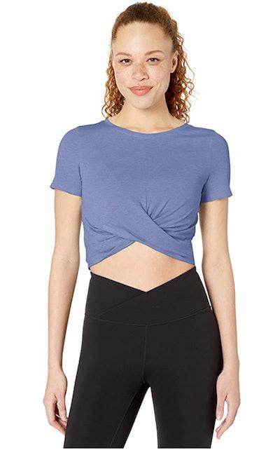Core 10 Cropped Yoga Shirt