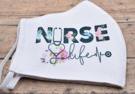 Nurse Life Mask