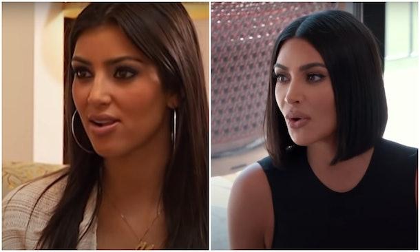 Kim Kardashian appears on 'KUWTK.'