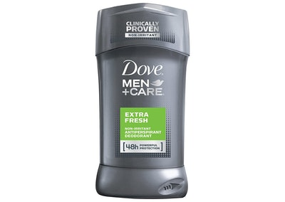 Dove Men+Care Extra Fresh Antiperspirant Stick (4-Pack)