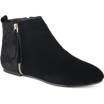 MaxMuxun Flat Classic Ankle Boot