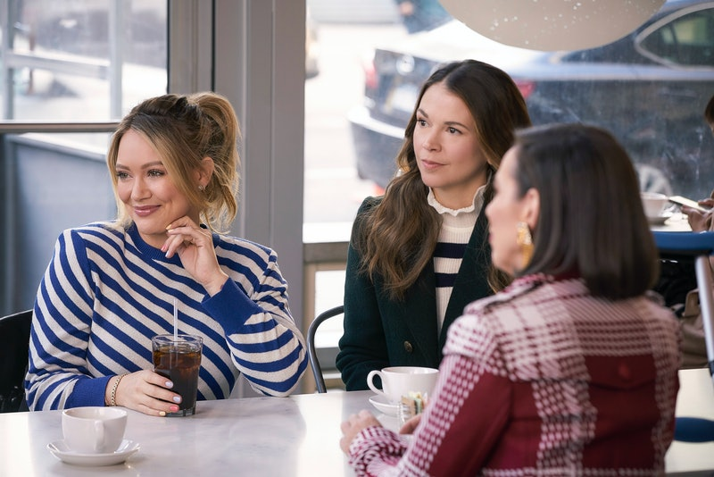"""Younger Will """"Probably"""" End With Season 7 (via Viacom press site)"""