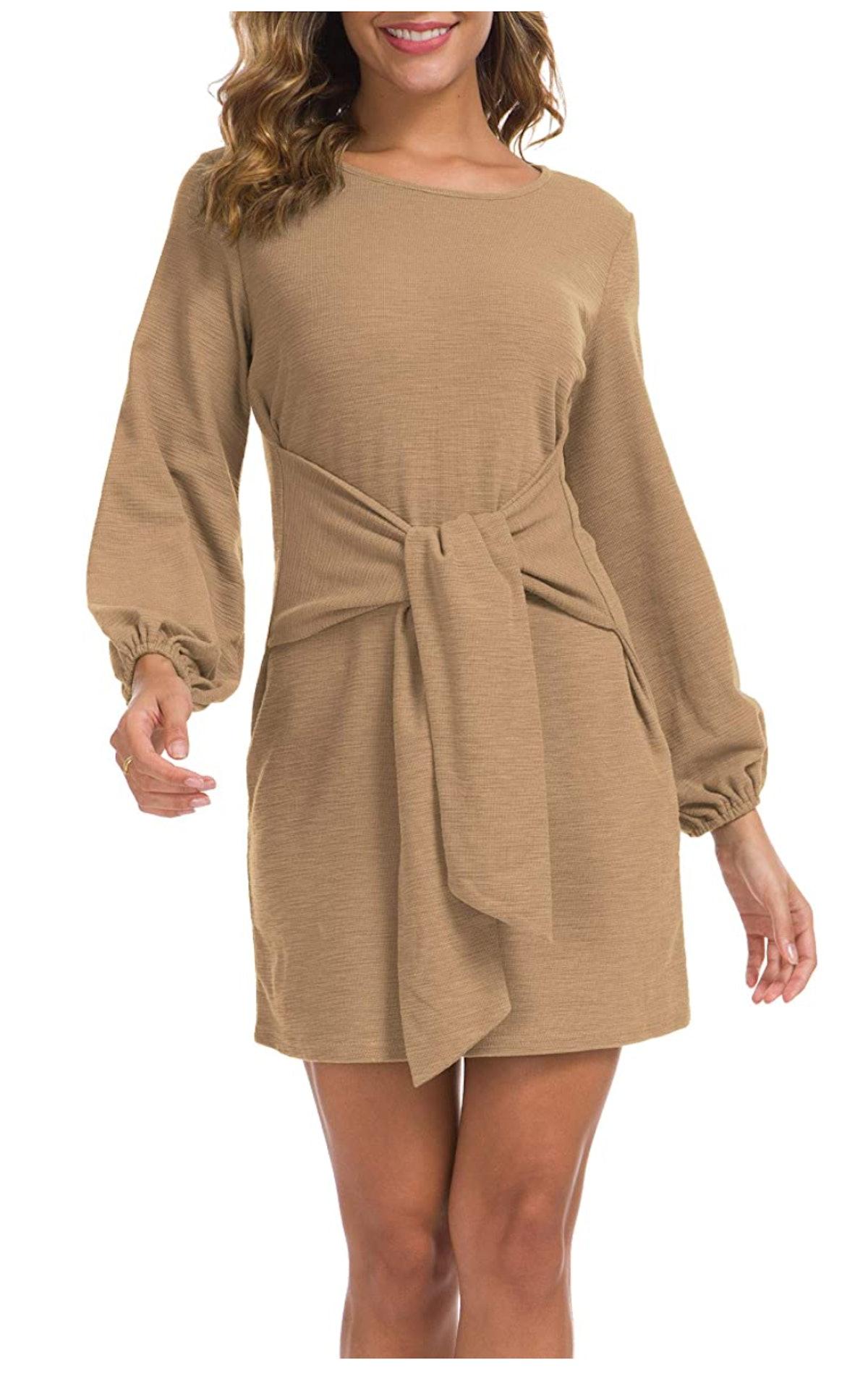 Lionstill Ribbed Dress