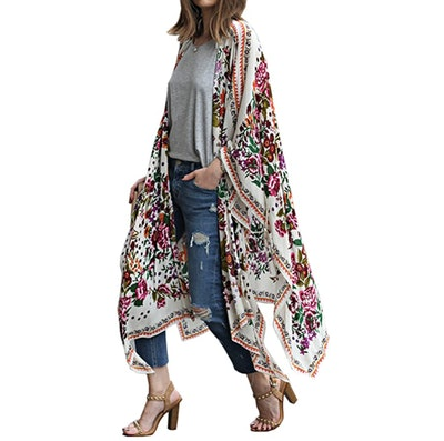 Hibluco Kimono Cardigan